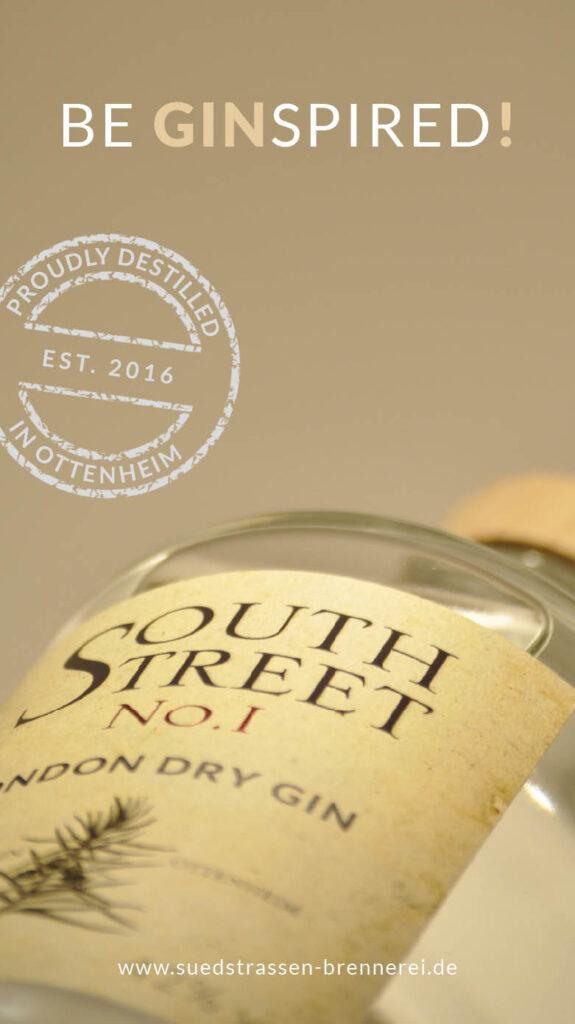 Premium Gin Siebdestilliert | Be GINspired