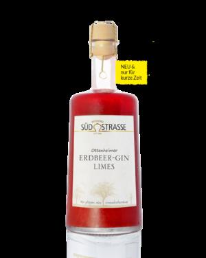 Erdbeer-Gin Limes