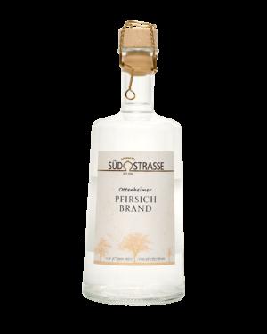 Pfirsich Brand