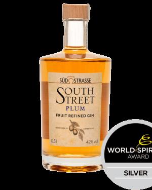 Southstreet Pflaumen-Gin siebdestilliert